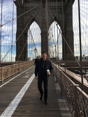 Brooklyn Bridge USA New York